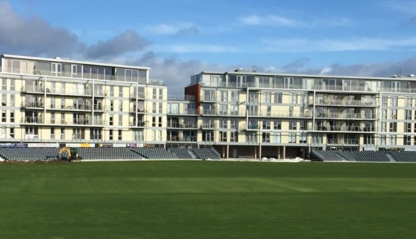 Gloucester County Cricket Club project